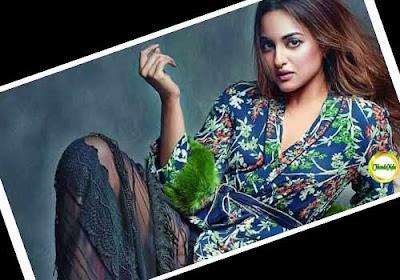 Bollywood Actress-Sonakshi Sinha-Biography Image
