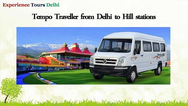 Cheapest Tempo Traveller on Rent – Luxury Tempo Traveller in Delhi
