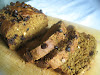 Quick and Easy Pumpkin Molasses Chocolate Chip Bread - Vegan