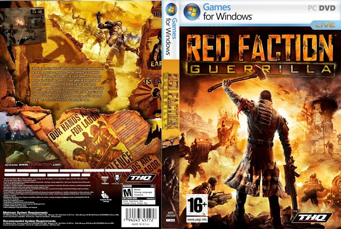 Red Faction : Guerrilla PC Game - FitGirl Repack