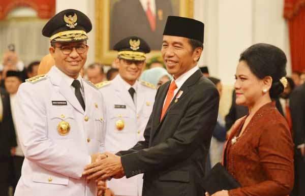 Janji Era Gubernur Jokowi Bangun Terowongan Atasi Macet dan Banjir, Kini Dibangun Anies