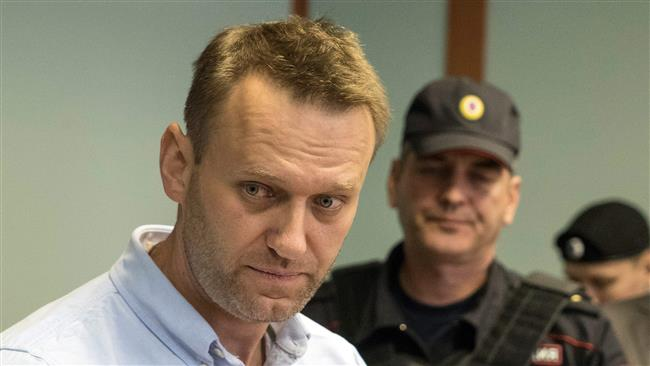 Russian opposition leader Alexei Navalny set free after 25 days in jail