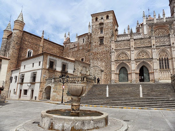 Monasterio de Guadalupe, Cáceres