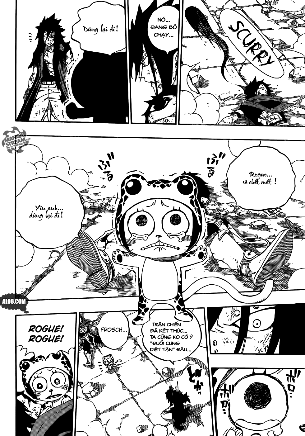 Fairy Tail chap 319 trang 11