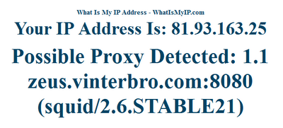 How To Tunnel / Cloak Your IP Using Web Proxies