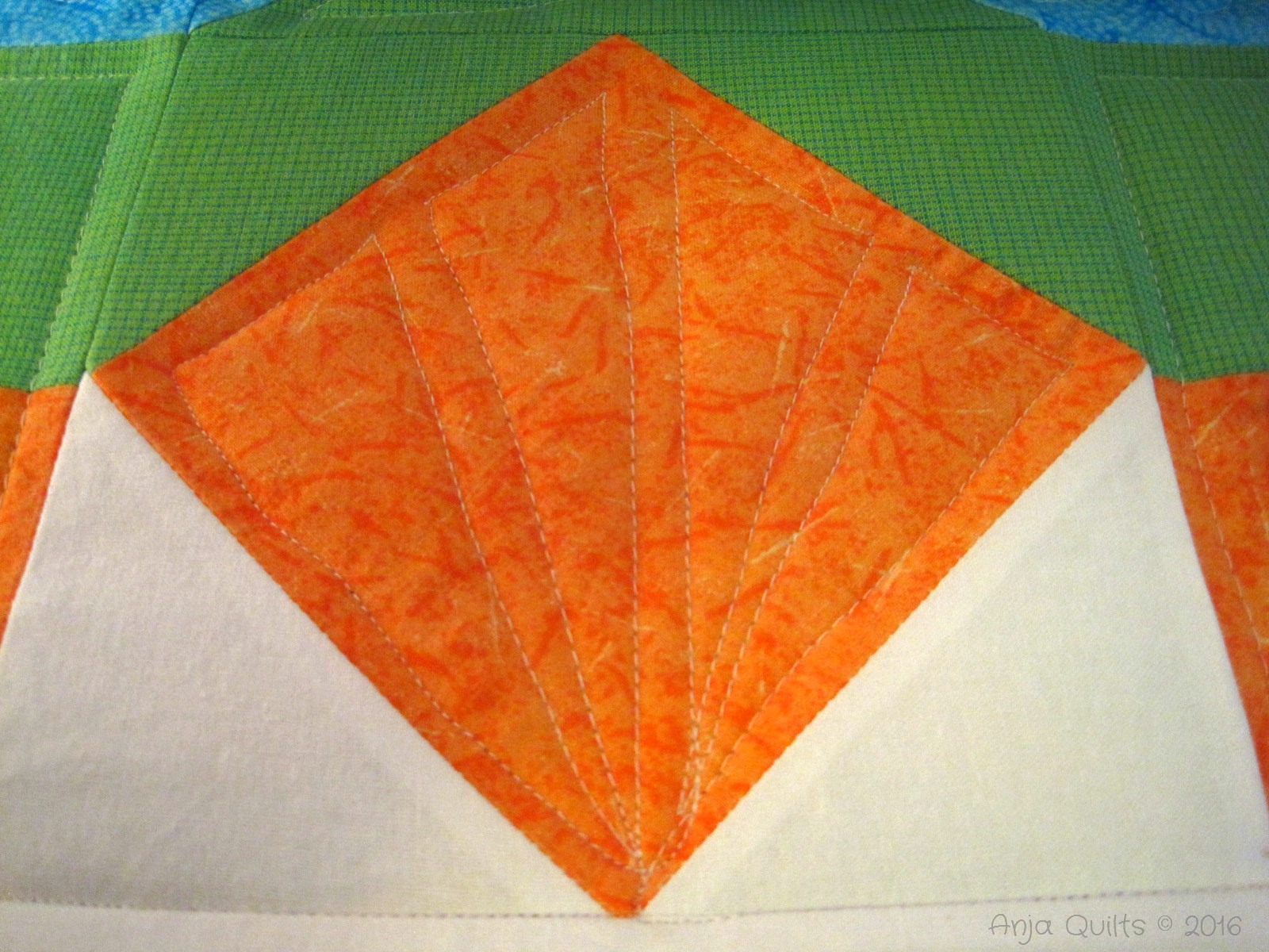 learn how to do quilting
