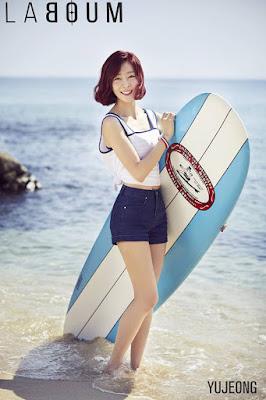 Kim Yujeong (김유정)