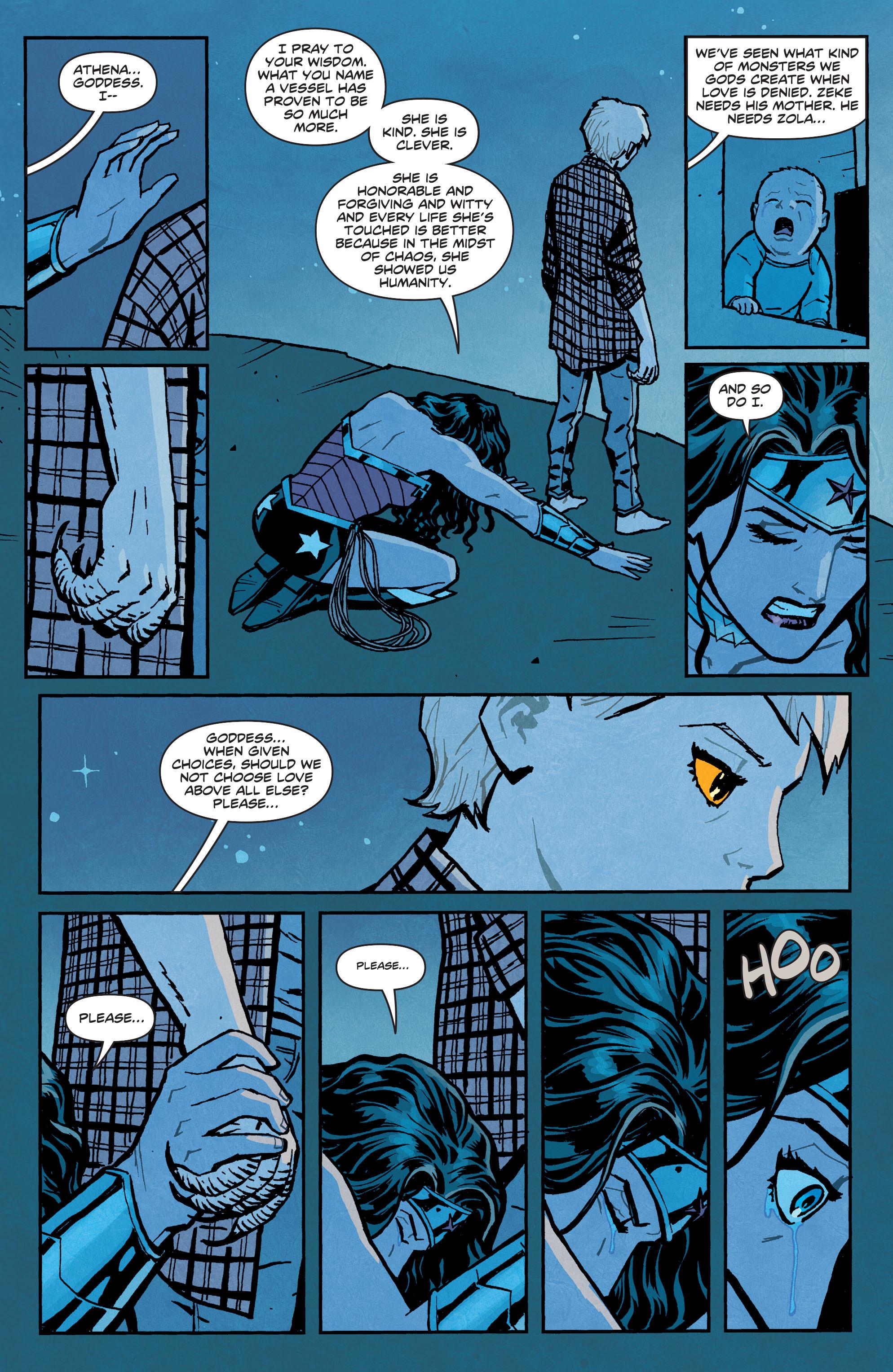 Read online Wonder Woman (2011) comic -  Issue #35 - 20