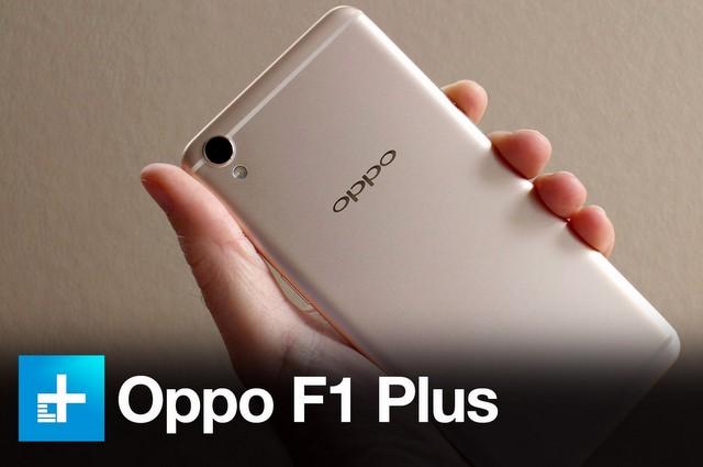 gambar Oppo F1 plus
