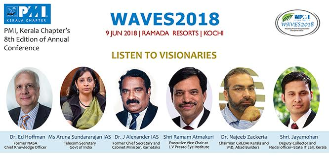 PMI Annual Conference 2018 - Waves