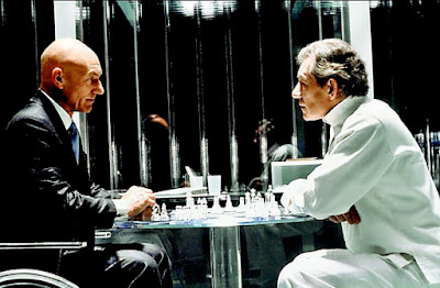 Professor X vs Magneto