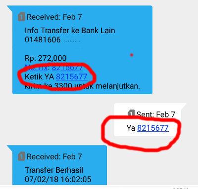 Cara Transfer Uang Lewat HP Bank BRI ke Bank Lain