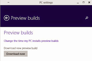 Download Windows 10 Build 9879