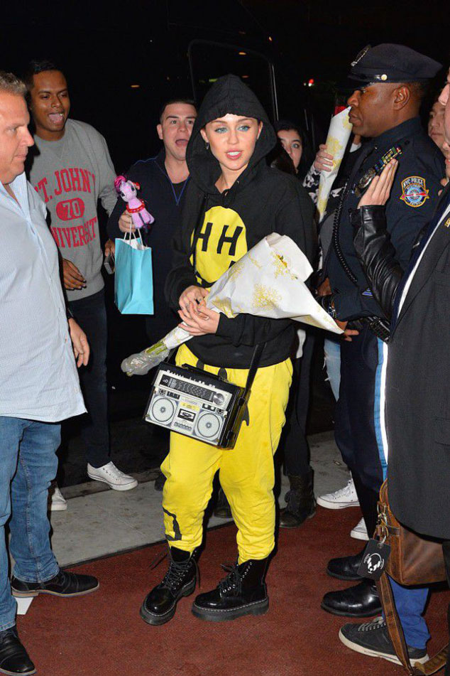 Miley Cyrus: despite its setbacks, she can count on her fans!