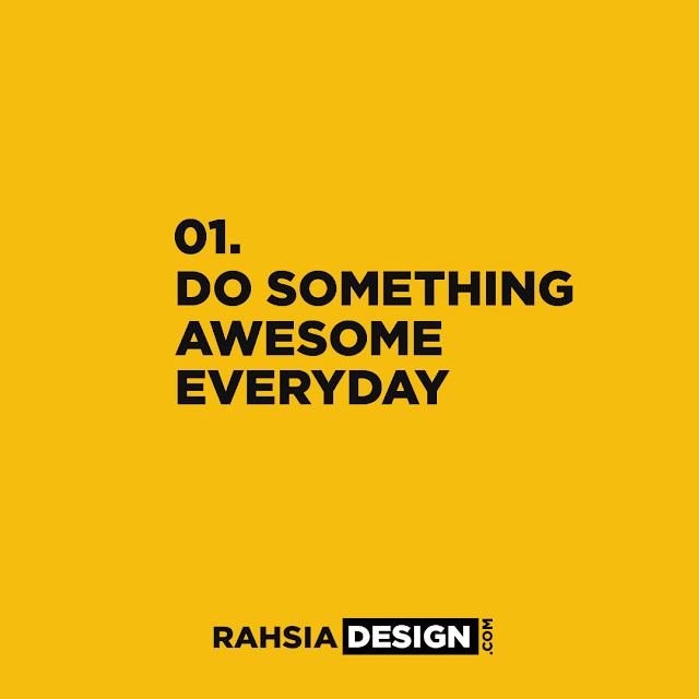 4 Tips Jadi Designer Produktif