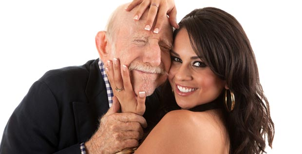 12 Reasons Older Men Prefer Dating Younger Women