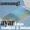 3 HP Samsung Layar Lebar Harga 1 - 2 Jutaan Terbaru 2018!