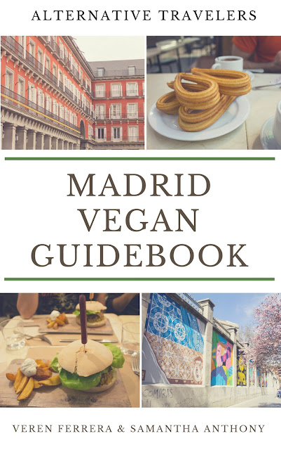madrid vegan guidebook