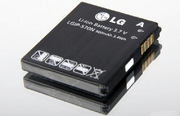 giá thay pin cho lg g3