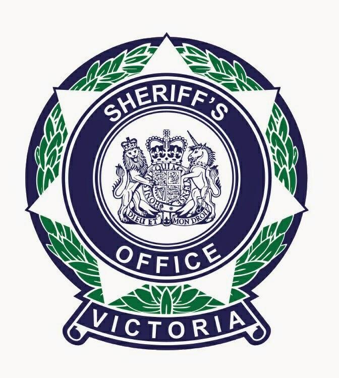 Corporate Australia Sheriff S Office Victoria Trademark 1465780