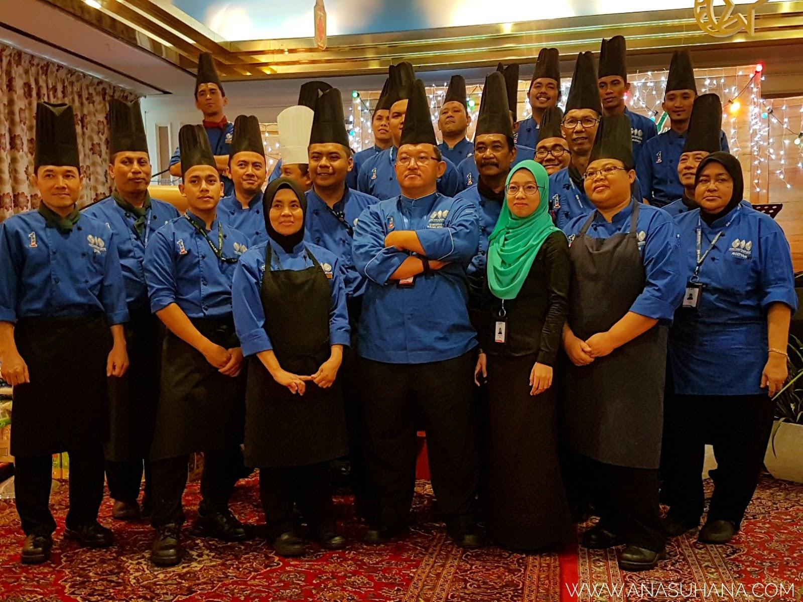 Bufet Selera Ramadan Restoran Riverside PWTC