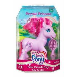 My Little Pony Tulip Twinkle Cutie Cascade G3 Pony