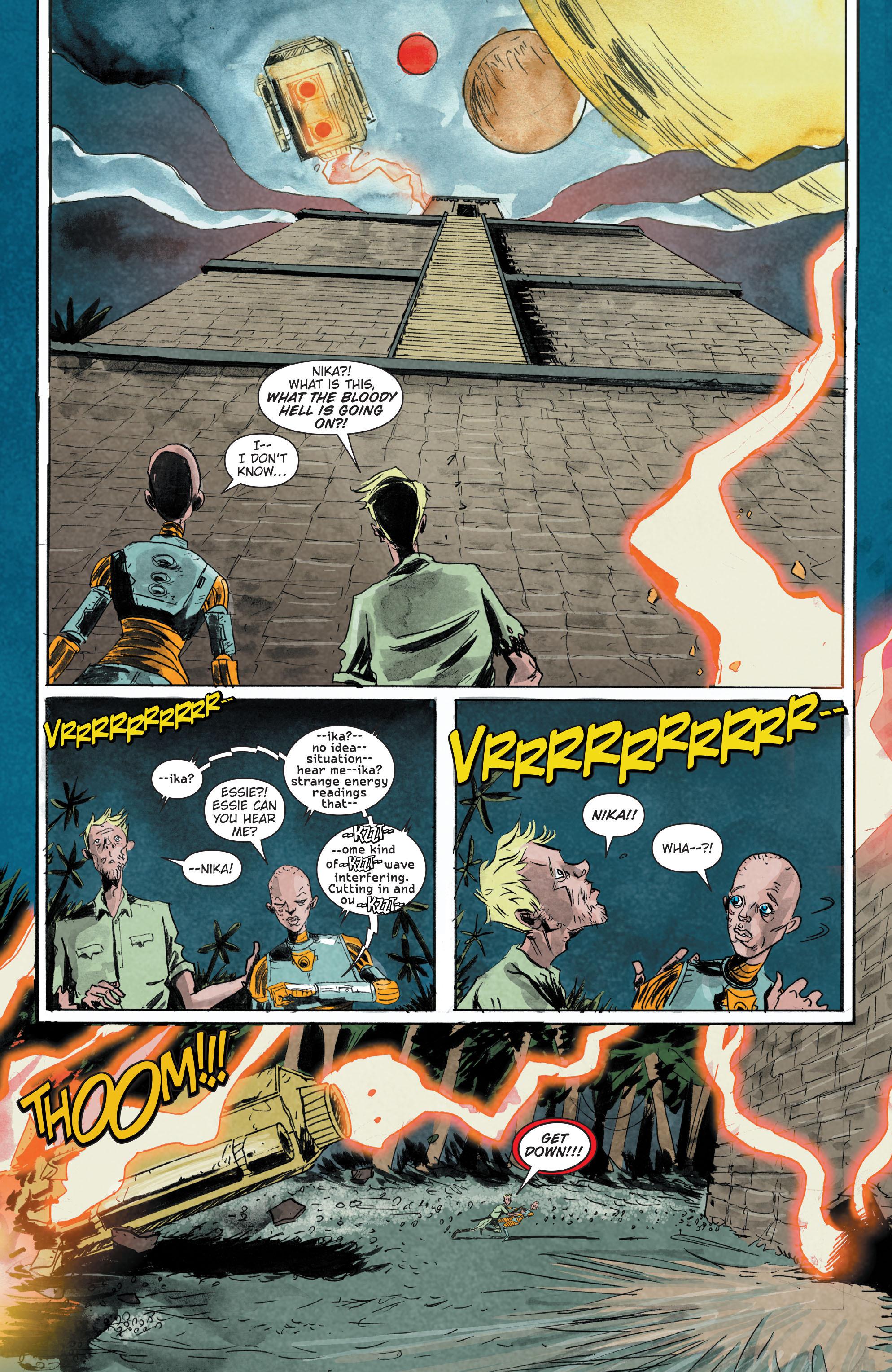 Read online Trillium comic -  Issue # TPB - 77