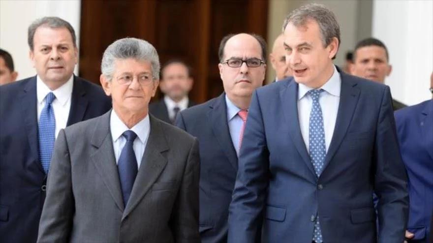 Sabotaje a la democracia en Venezuela