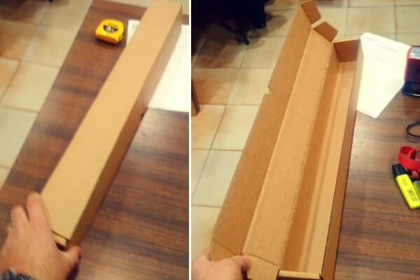 cajas para instrumentos musicales