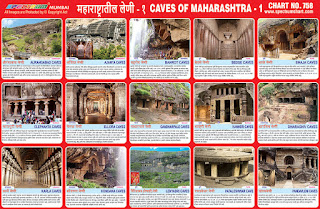 Caves of Maharashtra Chart