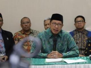 Pernyataaan Resmi Kemenag Tentang Operasi Tangkap Tangan (OTT) Oleh KPK