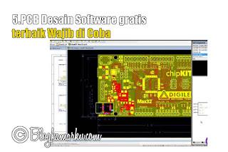 5.PCB Desain Software gratis terbaik Wajib di Coba