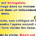 Un mec fait un concours de zigounette avec un Sénégalais...
