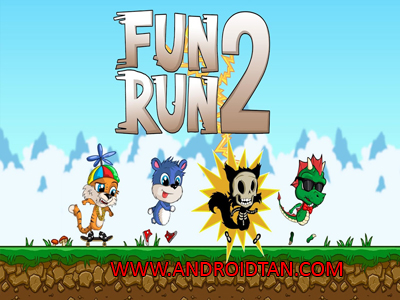Download Fun Run 2 Mod Apk v3.17.1 (Unlimited Money) Terbaru 2017