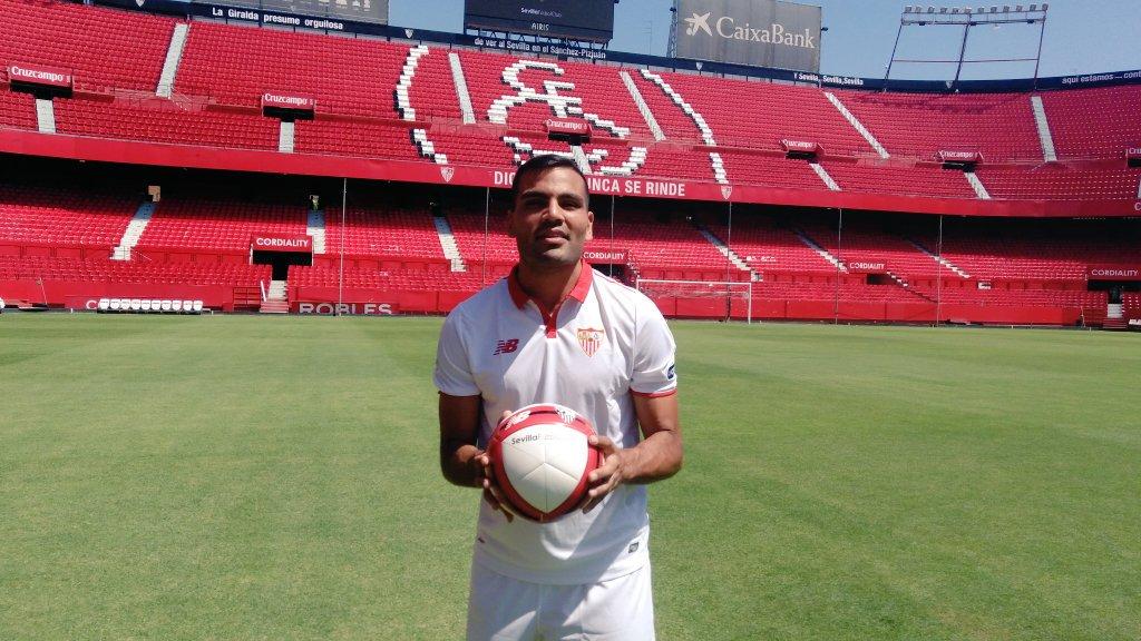 Camiseta Sevilla FC Mercado
