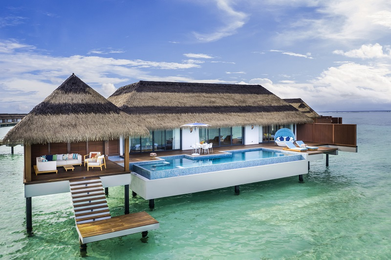 Honeymoon Trip To Maldives