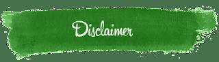 Pernyataan Disclaimer Blog Bisnis Online Bitcoin