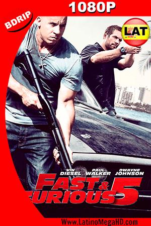Rápidos y Furiosos: 5in control (2011) EXTENDED Latino HD BDRIP 1080P ()