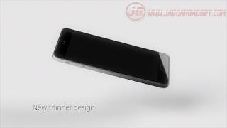 Desain iPhone 7, lebih tipis