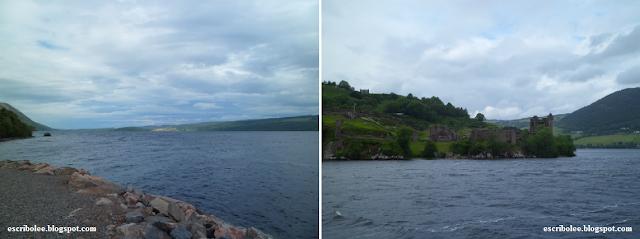 Viaje a Escocia: día 4 Lago Ness y castillo de Urquart