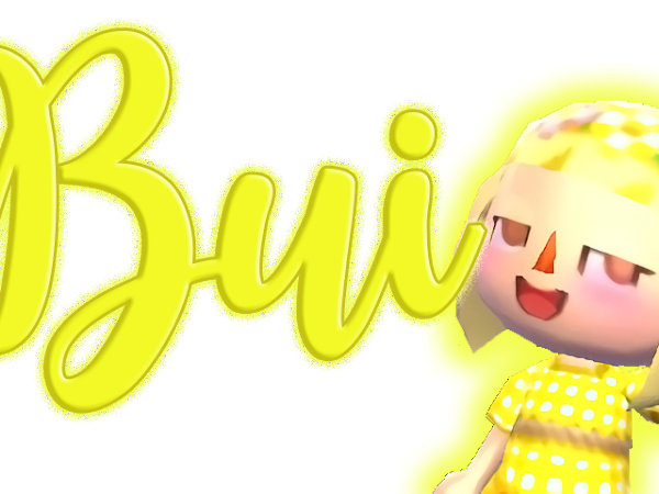 Welcome to Buí - #AnimalCrossing