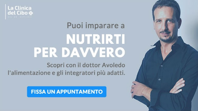 Impara a nutrirti meglio insieme al dottor Avoledo nutrizionista naturopata