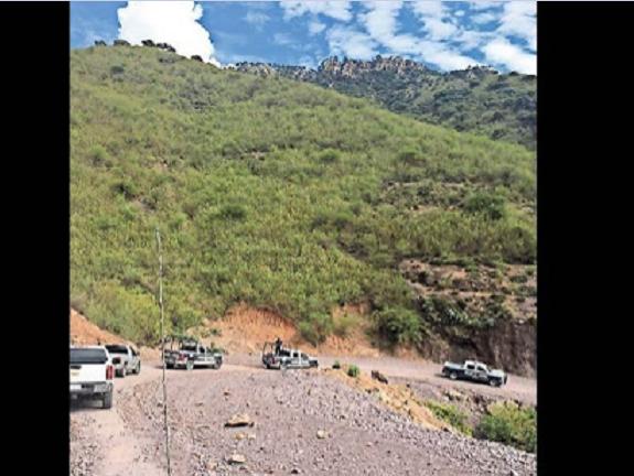 """A Chihuahua la mañana de """"La Línea"""" y Gente Nueva los supera eran 100 sicarios y no había Militares ni Policías para hacerles frente"""