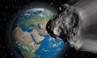 LA NASA ADVIERTE QUE UN ASTEROIDE PUEDE CHOCAR CONTRA LA TIERRA.