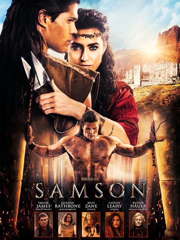 Xem Phim Samson 2018