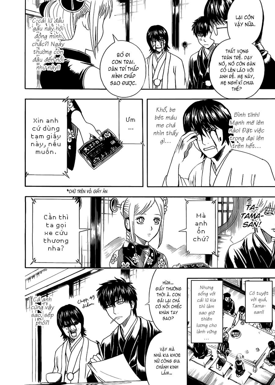 Gintama Chap 385 page 9 - Truyentranhaz.net