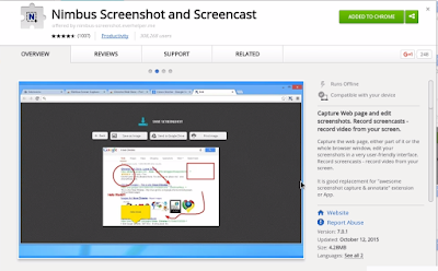 Edgaged: Nimbus Screenshot and Screencast