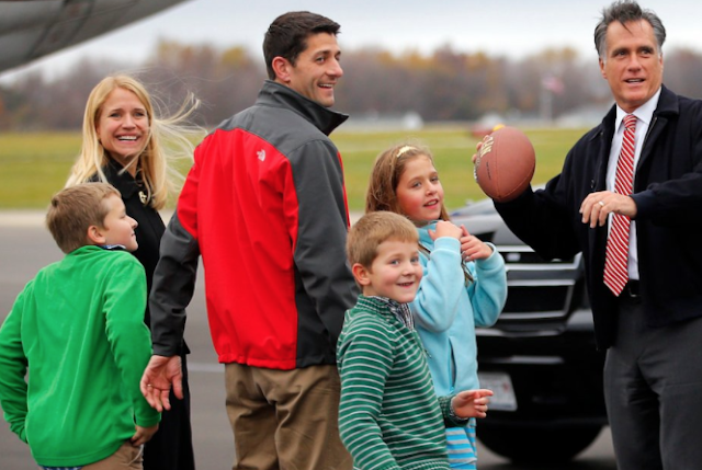Paul Ryan says he's retiring to stop being a 'weekend dad' — and it could be a reflection of how parenting is changing in the US
