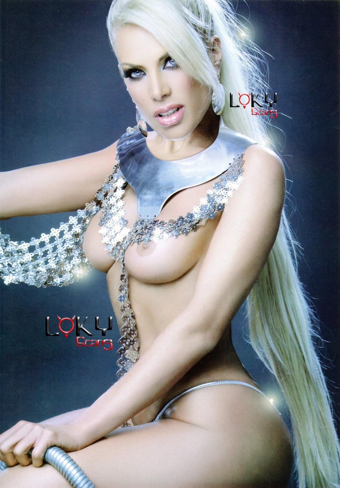 Are lorena herrera nude