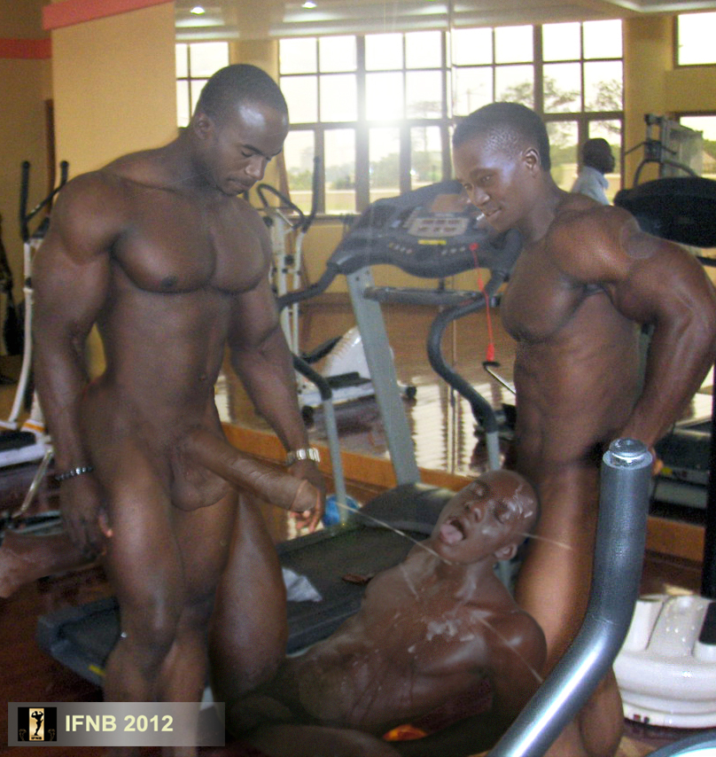 Black muscle men naked blog correctly